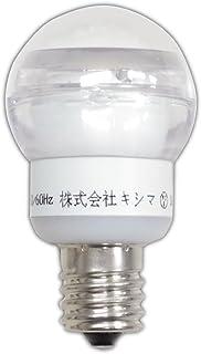 広角配光 E17 LEDミニクリプトン球 5W 電球色 400lm 白熱電球40W相当