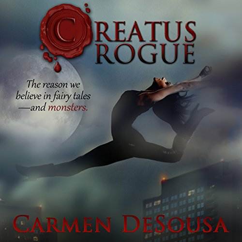 Creatus Rogue audiobook cover art