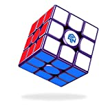 GAN 11 M Pro, 356 Stickered K'un 3x3 Magnetic Speed Cube, Magic Puzzle Cube Toy (Limited Edition)