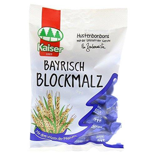 Bayrisch Blockmalz Beutel