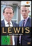 Lewis - Der Oxford Krimi: Staffel 6 [4 DVDs]