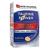 Taurine Power | Complément Alimentaire Booster d'énergie | à base de Taurine, Caféine et L-Carnitine | 30 comprimés effervescents
