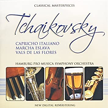 Tchaikovsky:Capricho Italiano, Marcha Eslava, Vals De Las Flores