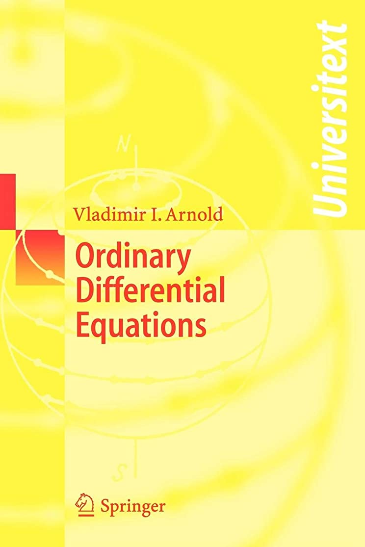 要旨ビルマ土砂降りOrdinary Differential Equations (Universitext)