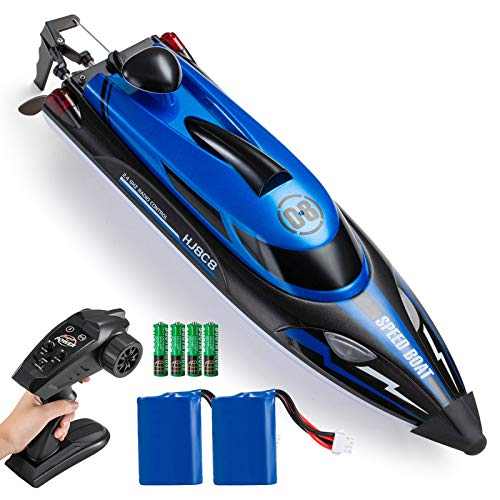 Adults Rc Boat Remote Control Sky Controlled Boats for Adults Toy Plastic Toys Boys-RC Boat Innovative High Speed 4 Channel Racing Remote Control Boat for Kids