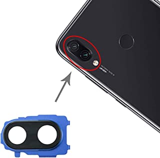 Xiaomi Spare Parts Back Camera Bezel for Xiaomi Redmi Note 7 Pro/Redmi Note 7 (Color : Blue)