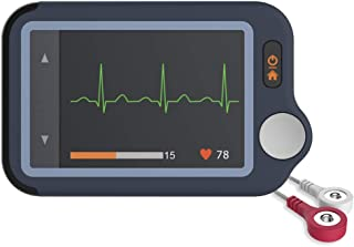 Sponsored Ad – Wellue ECG Monitor, Heart Monitor with EKG, Bluetooth Heart Monitoring Device with iOS & Android App, 30s/6...