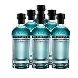 Ginebra The London Nº1 Blue Gin de 70 cl - Londres - Bodegas Gonzalez Byass (Pack de 6 botellas)
