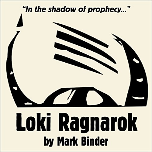 Loki Ragnarok audiobook cover art