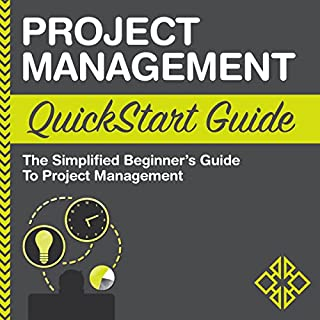 Project Management QuickStart Guide cover art