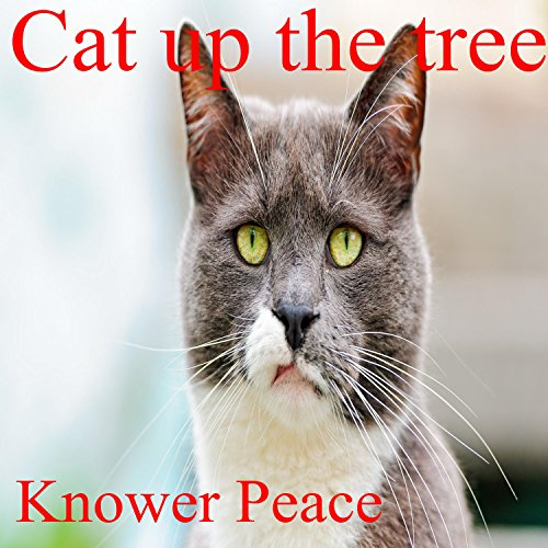 Cat Up the Tree audiobook cover art