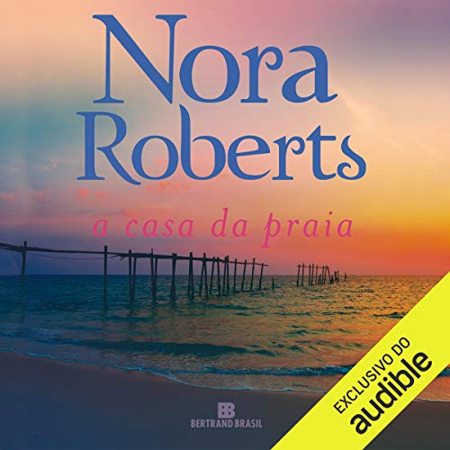 A casa da praia [The Beach House] audiobook cover art