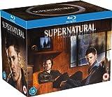 SUPERNATURAL COMPLETE SEASONS 17 25 DISC [Blu-ray] [UK Import]