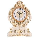 qiuqiu Reloj De Mesa, Reloj De Pie, Relojes De Chimenea, Reloj De...