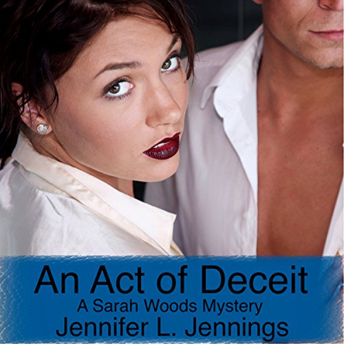 An Act of Deceit audiobook cover art