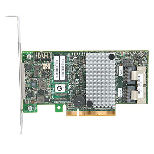 Leyee Festplatten-Array-Karte Lsi Megaraid 9272-8I Sas2208 Dual-Core-RAID 5 6 6 GB / S 512 MB DDRIII 1333 Mhz Festplatten-Array-Karte