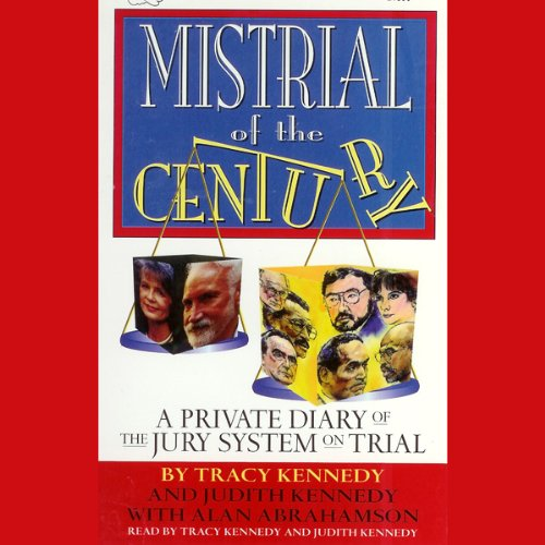 Mistrial of the Century audiobook cover art