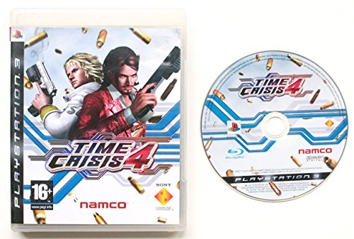 Time Crisis 4+Pistola
