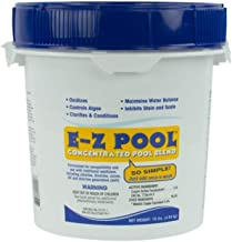 E-Z Pool Winter Closing Kit | for Inground or Above Ground Swimming Pools | 5 Lb Bucket