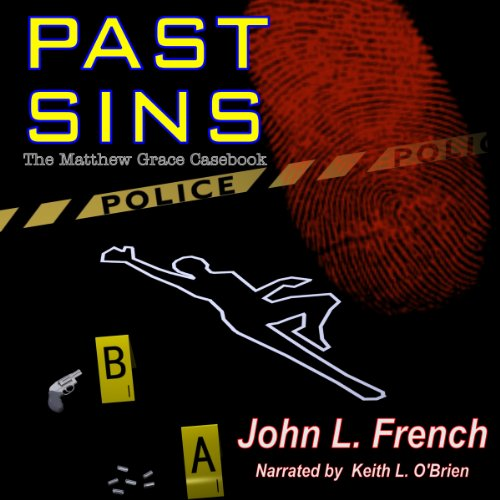 Past Sins audiobook cover art