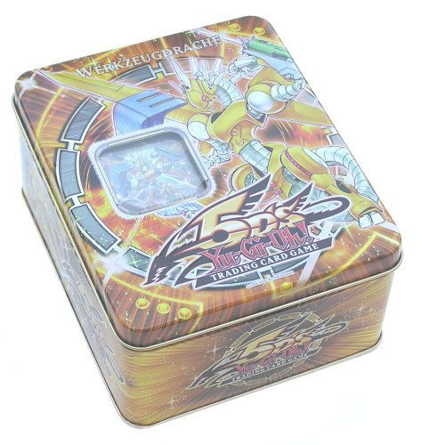 Konami Yu-Gi-Oh! Tin Wave Werkzeugdrache 2009