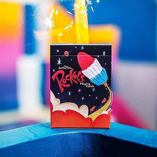 Carte da gioco The Rockets Deck