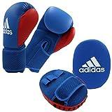 adidas Boxing Kit 2, Blue-red, 8