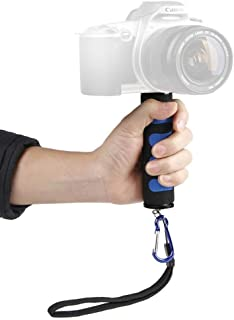 """1/4"""" Screw Mini DSLR Hand Stabilizer Holder Grip for Smartphones,Go Pro & Other DSLR Cameras with Mobile Attachment"""