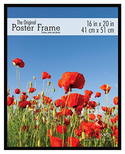 Top 16×20 white frame no mat for 2020