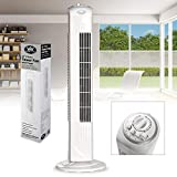 ELV Tower Fan Air Cooler 29 Inch Upright with Timer Control and 3