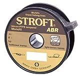 STROFT ABR - Hilo de pescar monofilamento, 100 m Talla:0,148mm-2,20kg