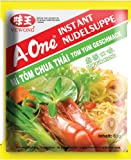 A-ONE Instantnudeln, Tom Yum Geschmack, 10er Pack (10 x 85 g Packung) (Misc.)