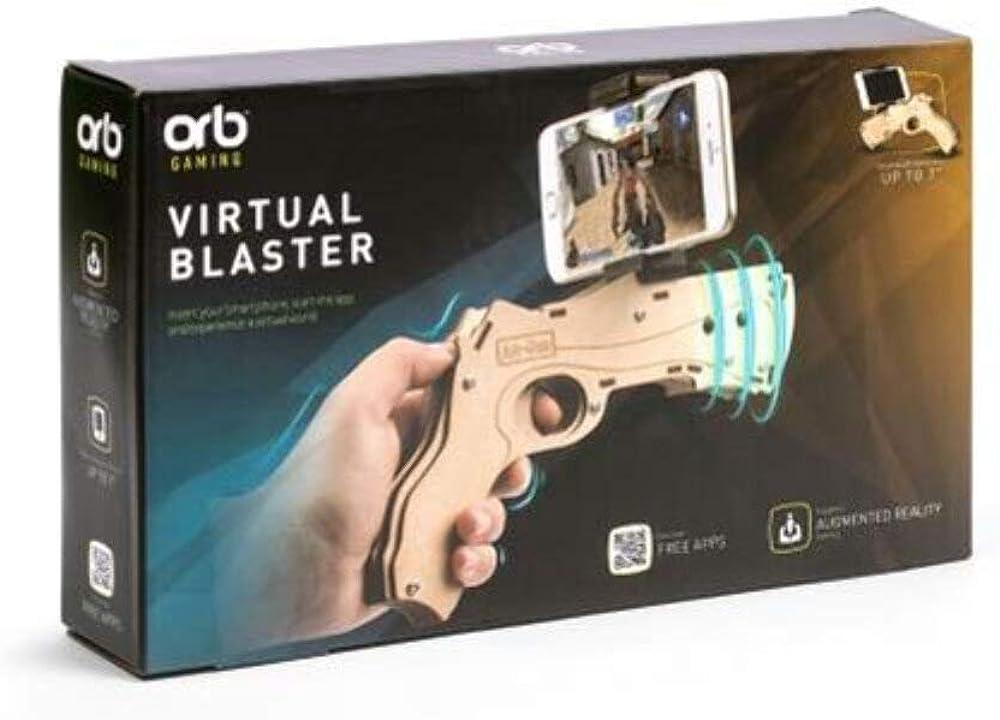 Thumbs up, pistola realtà virtuale aumentata, ar blaster , bluetooth