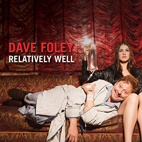 Dave Foley audiobook cover art