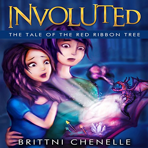 Involuted audiobook cover art