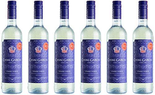 Casal Garcia Vinho Verde Quinta Da Aveleda Trajadura Halbtrocken (6 x 0.75 l)