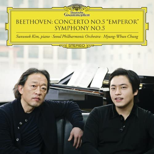 Seoul Philharmonic Orchestra, Myung-Whun Chung & Sunwook Kim