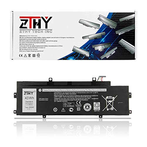 ZTHY New 5R9DD Battery Replacement for Dell Chromebook 11 3120 11.6 Celeron-N2840 CRM3120-1667BLK P22T P22T001 Series Ultrabook Laptop KTCCN 0KTCCN XKPD0 P22T001 Built-in Notebook 11.1V 43Wh 3-Cell