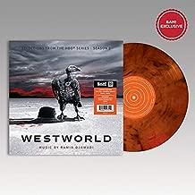 Ramin Djawadi – Westworld Season 2 ( Music From The HBO® Series ) Exclusive Edition Orange and Black Swirl Colored Vinyl