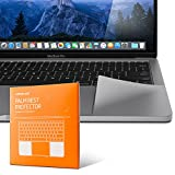 UPPERCASE Premium Palm Rest Protector Skin Cover Set for MacBook Pro 16' Space Grey (2019 MacBook Pro 16 with Apple Model Number: A2141)