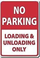 駐車禁止標識、細かい標識停止不法ゴミ処理M625の対象となるダンプ違反者なし、ヴィンテージ金属標識ガレージホームポスターウォールアートパブバー装飾