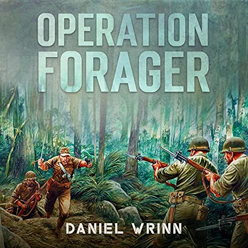 Operation Forager cover art