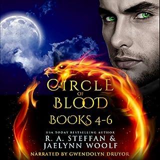 Circle of Blood: Books 4-6 Titelbild