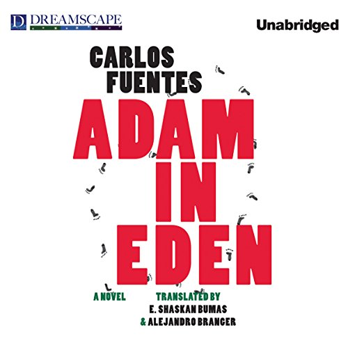 Adam in Eden audiobook cover art