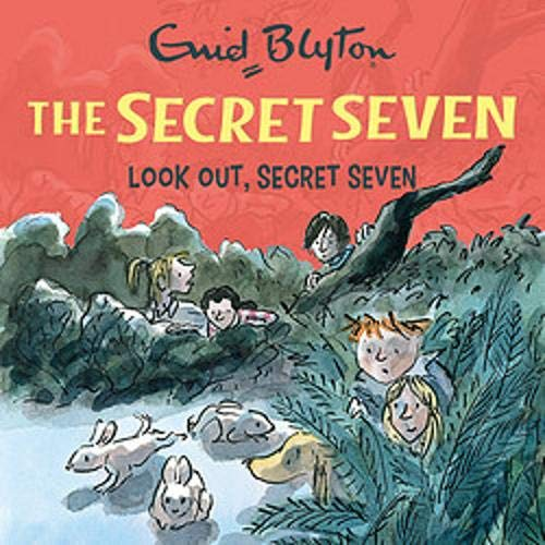 Look Out, Secret Seven cover art