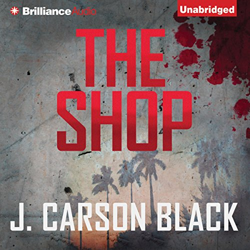 The Shop audiobook cover art