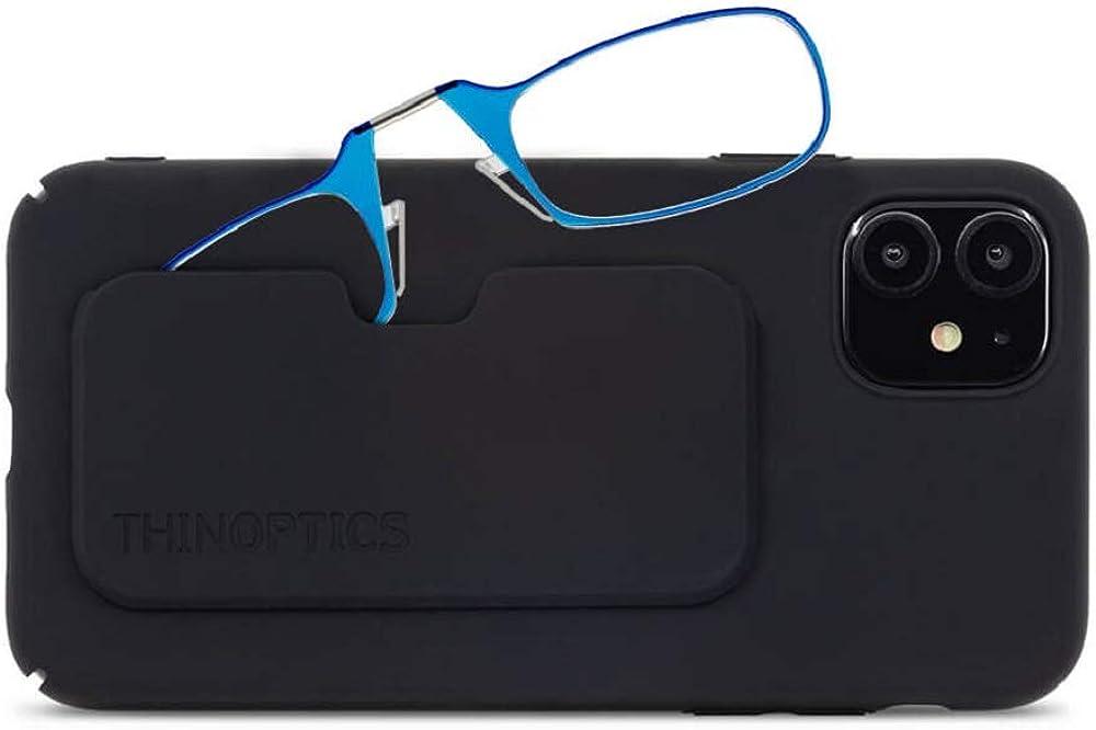ThinOptics price Slimline Iphone Case + Rectangular Glasses Popular brand in the world Reading