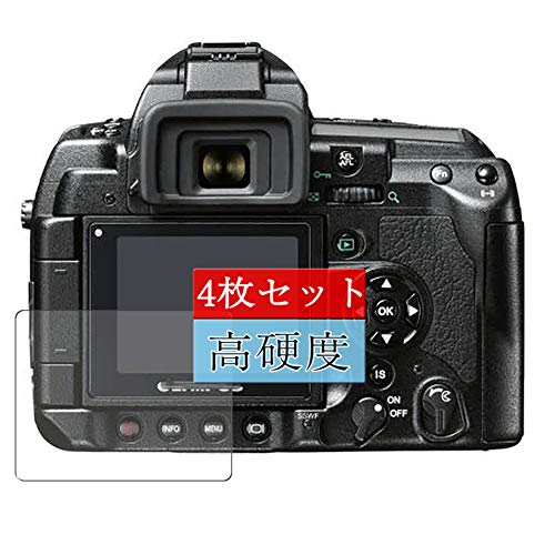 4枚 Sukix フィルム 、 オリンパス OLYMPUS デジタル一眼レフカメラ E-3 向けの 液晶保護フィルム 保護フィルム シート シール(非 ガラスフィルム 強化ガラス ガラス )