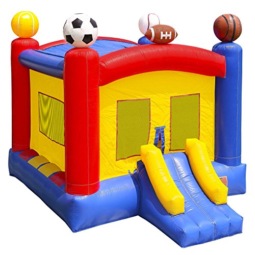 Inflatable HQ Cloud 9 Commercial Grade Sports Bounce House