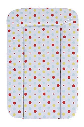 Schardt, Materassino per fasciatoio, lavabile, Rosso (rot)
